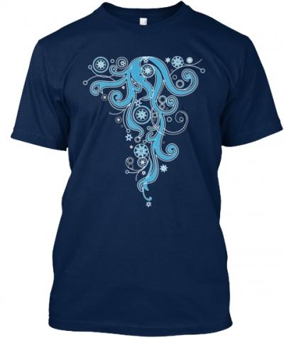 Fantasy Ornaments T-Shirt