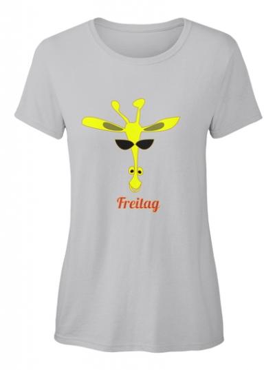 Giraffe Freitag T-Shirt