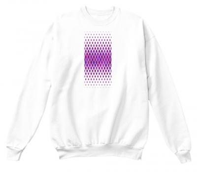 Violet Sports Sweatshirt