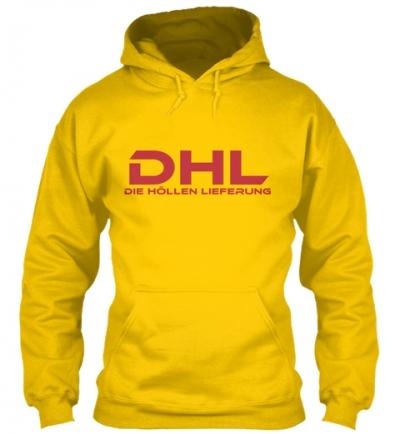 DHL Die Höllen Lieferung Hoodie