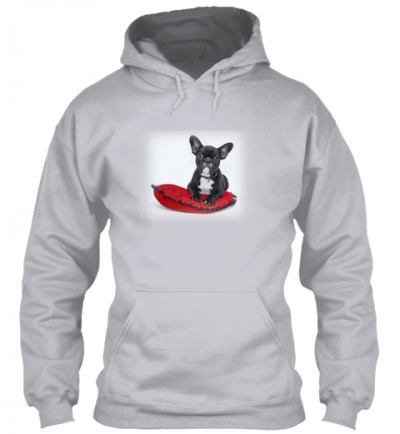 Französische Bulldogge Hoodie