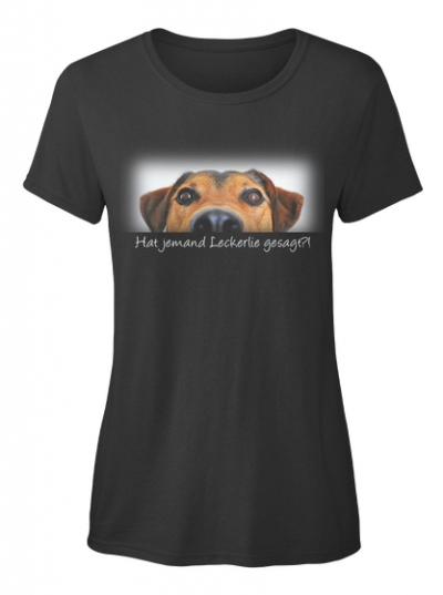 Hund Leckerlie T-Shirt