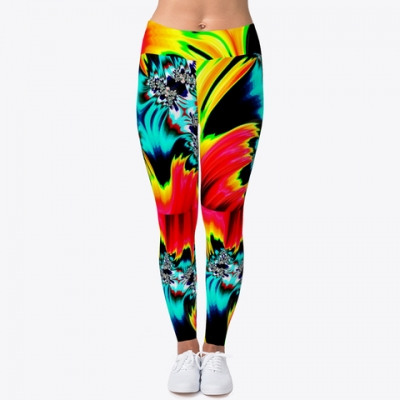 Magic Fire Leggins