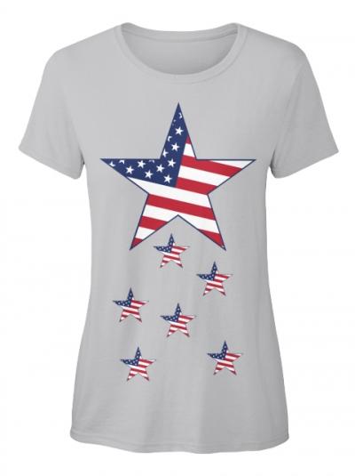 Stars of Amerika T-Shirt