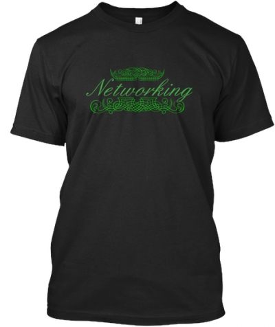 Networking  T-Shirt