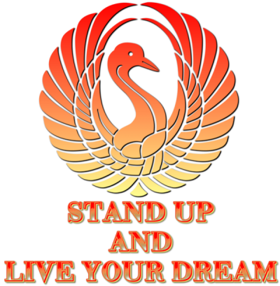 STAND UP AND LIVE YOUR DREAM T-Shirt