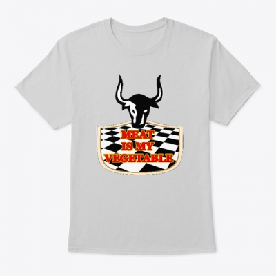 Meat is my vegetable T-Shirt