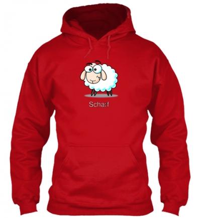 Olivia das Schaf  Hoodie