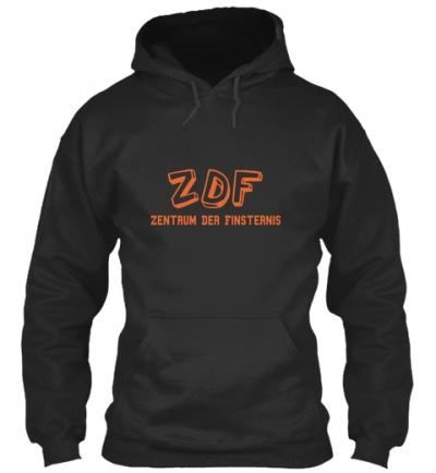ZDF Zentrum der Finsternis Hoodies