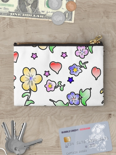 Blumen Fun Studio Clutches
