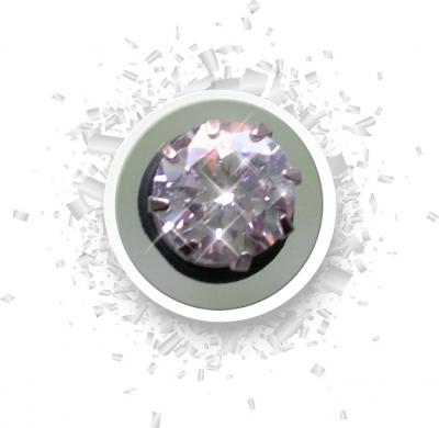 Fakepiercing Diamond