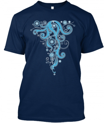 Fantasy Ornaments T-Shirt