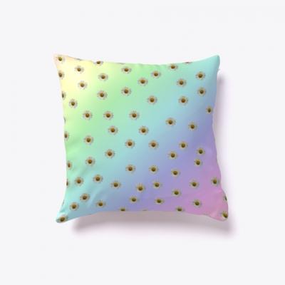 Gänseblümchen Kissen