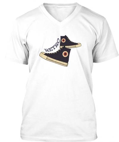 Sneaker Retro T-Shirt