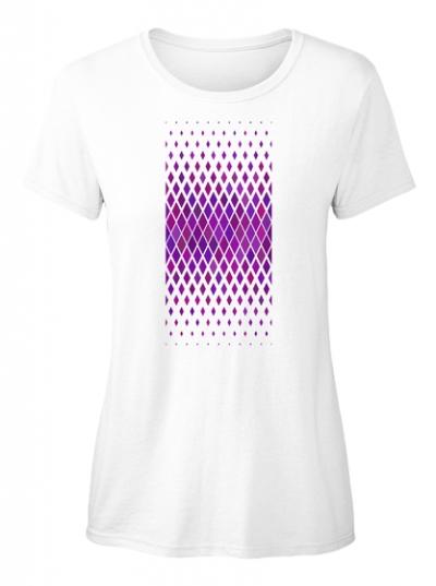 Violet Sports T-Shirt