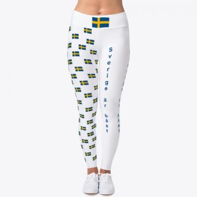 Sverige är bäst WM Leggins