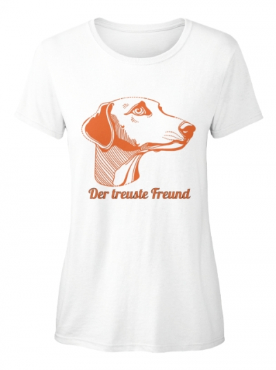 Der treuste Freund Hunde T-Shirt