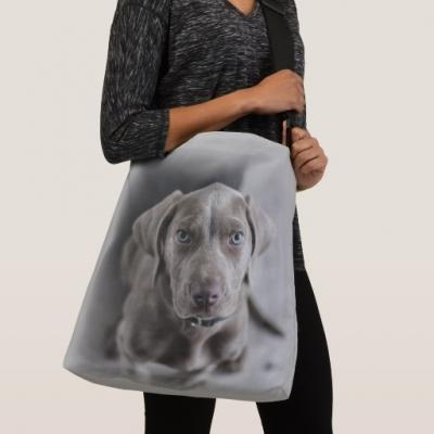 Weimaraner Dog Bag Tasche
